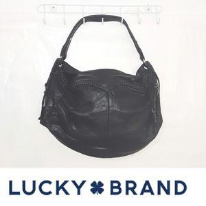 Lucky Brand | Italian Leather Hobo Bag